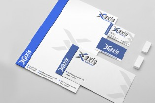Axis Stationary Print