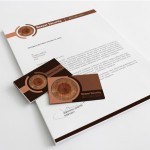 Beaver Security Letterheads & Business Cards